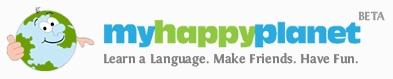 MyHappyPlanet Logo