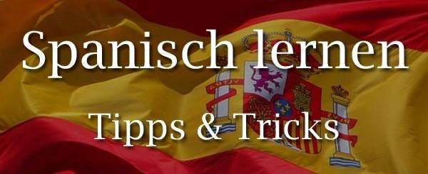 Spanisch lernen