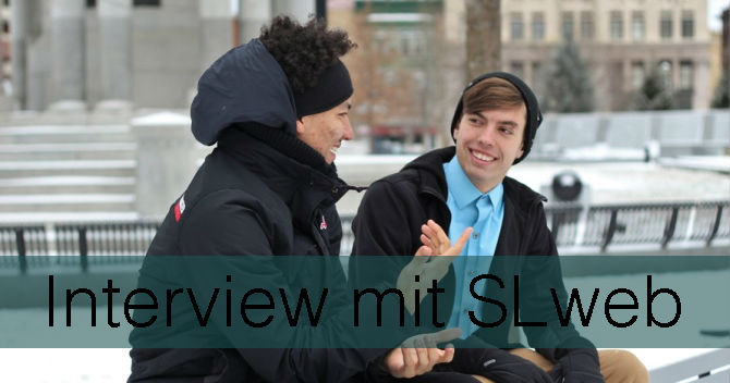 Interview mit SLweb