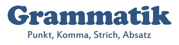 Deutsch lernen und Grammatik